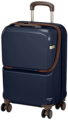 [エース トーキョー] スーツケース クリーディエ コインロッカーサイズ 54cm 54 cm ネイビー