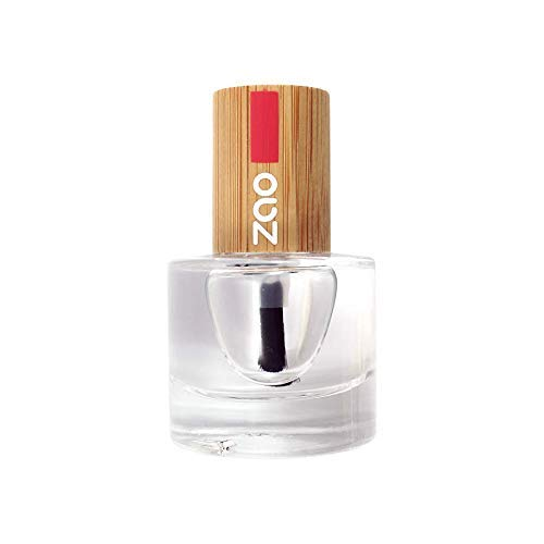 Zao - Bambus Nagellack - Nr. 636 / Classic High Gloss Top Coat - 8 ml
