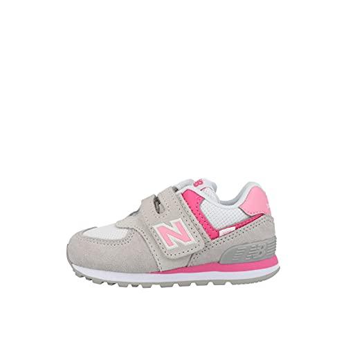 New Balance 574 Sneaker Grigio da bambino IV574SA2