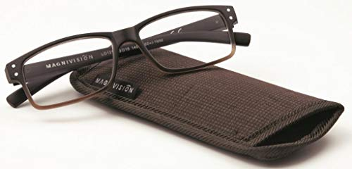 Foster Grant Magnivision by 'Thompson' Mens Reading Glasses (Stength...