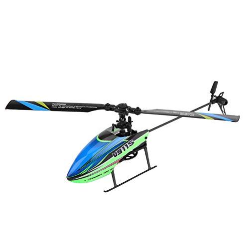 RC Flugzeug, Rc Hubschrauber Erwachsene Ferngesteuertes Flugzeug, 6-Achsen Gyro-Flugzeug für Outdoor Indoor Fernbedienung Flugzeug Kind
