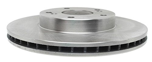 ACDelco 18A912A Advantage Non-Coated Front Disc Brake Rotor