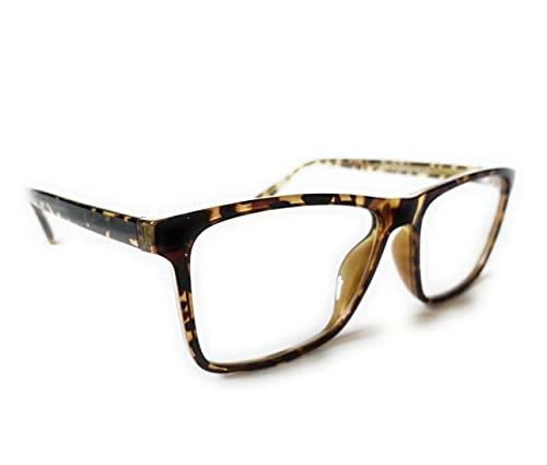 Advance Gafas Anti Luz Azul, Gafas para Pantalla de Ordenador, Gafas Gaming, PC, TV, Tableta, Móvil, Gafas luz Azul Mujer y Gafas Luz Azul Hombre (Unisex) Gafas de Luz Azul (Carey)