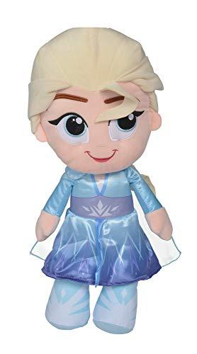 Simba 6315877626 Disney Frozen 2, Chunky ELSA, 43cm, Mehrfarbig, 43 cm