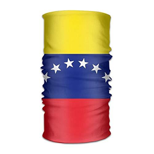 Einst Vlag Van Venezuela Vrouwen Mannen Cool Hoofddeksels Bandanas - Multifunctionele Hoofdband Sport Magic Sjaal Voor Outdoor Activiteit