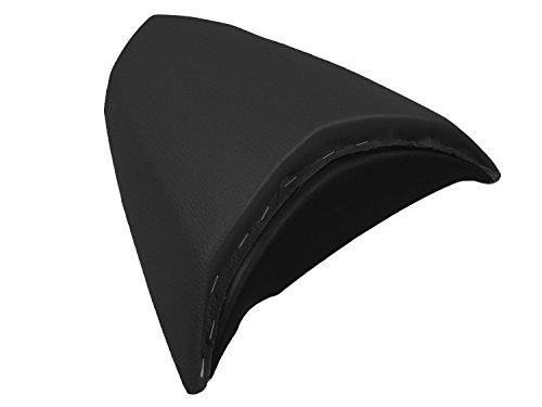 Schwarzer Beifahrer Sitzbankbezug Sitzbezug Peugeot Jetforce 50 (alle Modelle z.B. TSDI, C-Tech, Darkside)