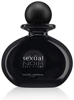 Michel Germain Sexual Noir Pour Homme Eau de Toilette Spray, 2.5 fl oz