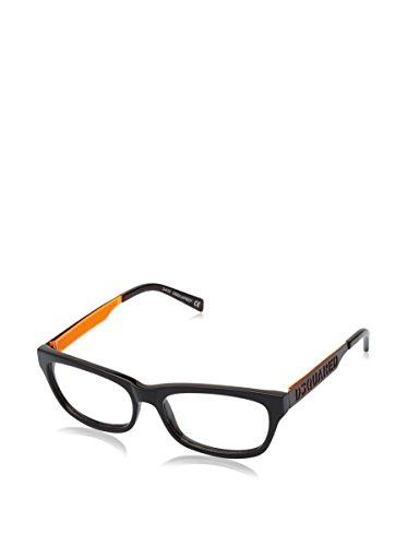 DSQUARED2 D Squared Montatura DQ5095-001-54 (54 mm) Nero/Arancione