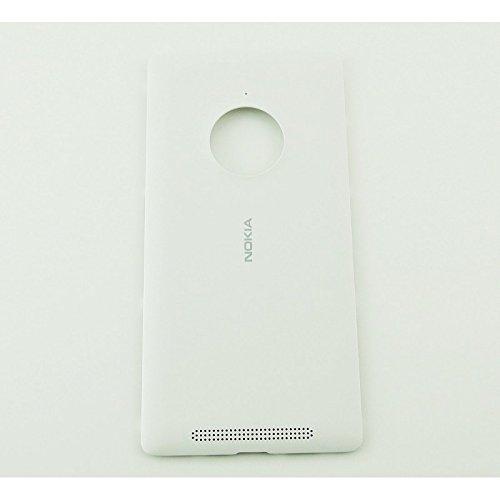 Coperchio per batteria originale nokia microsoft lumia 830Bianco