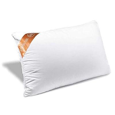 AYO 枕 安眠 人気 肩こり 良い通気性 快眠枕 高級ホテル仕様 高反発枕 横向き対応 丸洗い可能 立体構造43x63cm 家族のプレゼント