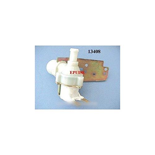 Zanussi – Elektromagnetventil 1 Wege 90 ° Durchmesser 12 für Waschmaschine Zanussi