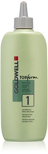 Goldwell Topform Well-Lotion 1, 1er Pack, (1x 500 ml)