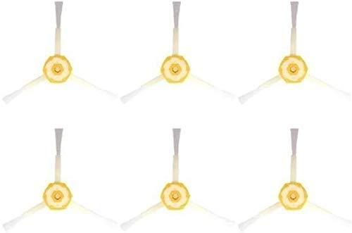 Robot Partes de aspirador Cepillo lateral 3-armado Reemplazo Compatible con Roomba 500 600 700 Series Limpieza Barredora Robot Piezas de Repuesto (Color: Tipo 2) (Color: Tipo 2) Aspiradora P