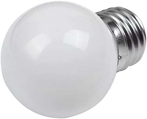 ChebeStore 5 pieces E27 Large famous special price 0.5W Incandescent Lamp Bulb AC220V White