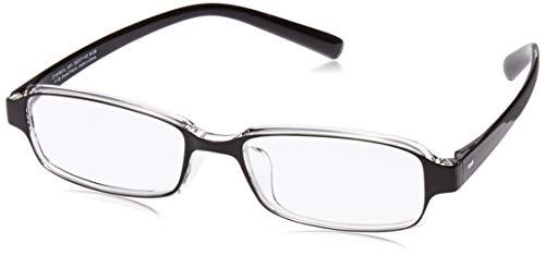 [ゾフ] +1.00 スクエア型 軽量 老眼鏡(リーディンググラス) Zoff Reading Glasses (リーディンググラス) 日本 52□17-143 (FREE サイズ)