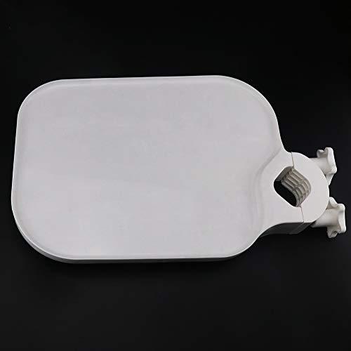LMEIL Dental Kunststoff Scaler Tablett Pfosten Montiert Regal Tablett Tisch Zahnmedizin Stuhl Zubehör Instrument Platziert Zusätzliche Einheit Werkzeuge
