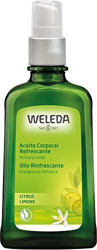 WELEDA Aceite Corporal Refrescante de Citrus (1x 100 ml)