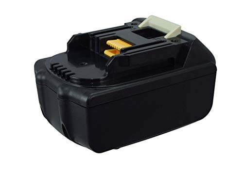 Cameron Sino 18V/1500mA 194204-5,194205-3,194309-1,195608-4,1963673,196367-3 Replacement Battery for Makita XSS02Z,XSS03Z,XST01M,XST01Z,XTS01Z,XVJ02Z,XVJ03Z Battery