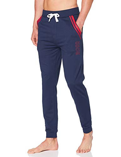 BOSS Herren Authentic Pants Trainingshose, Dark Blue402, XL
