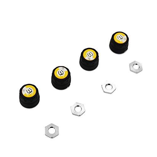 Fesjoy Monitoreo de la presión de los neumáticos Detector de presión de los neumáticos Presión de los neumáticos del automóvil