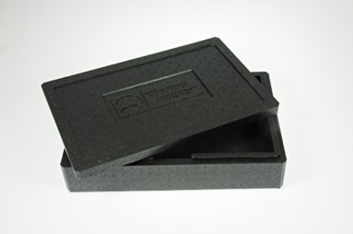 Isolier- und Transportbox für Blechkuchen Nutzhöhe 8,5 cm