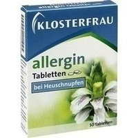 KLOSTERFRAU Allergin Tabletten 50 St
