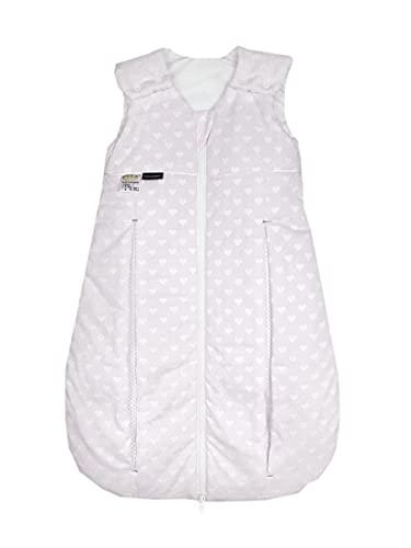 Odenwälder Prima Klima Thinsulate | Kinderschlafsack ärmellos | leichter Schlafsack für Jungen und Mädchen | Baby-Schlafsack atmungsaktiv