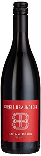 Braunstein - Purbach Blaufränkisch 'Heide' Qualitätswein 2013/2015 Trocken (1 x 0.75 l)