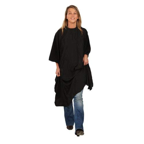 SIBEL Economy 100% Polyester cutting cape with velcro fastening