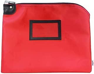 Locking Document Security HIPAA Bag (Red)