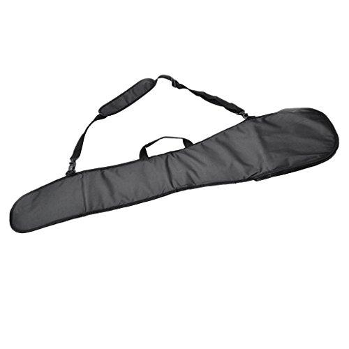 B Baosity Bolsa de Almacenaje Transporte para Remos Palas de Kayak - Negro
