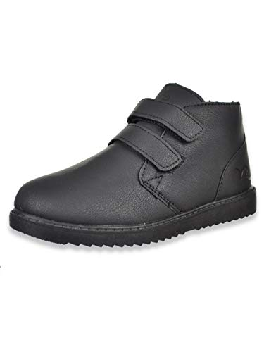 Rocawear Boys' Winthrop Ankle Boots - Black, 12 Toddler