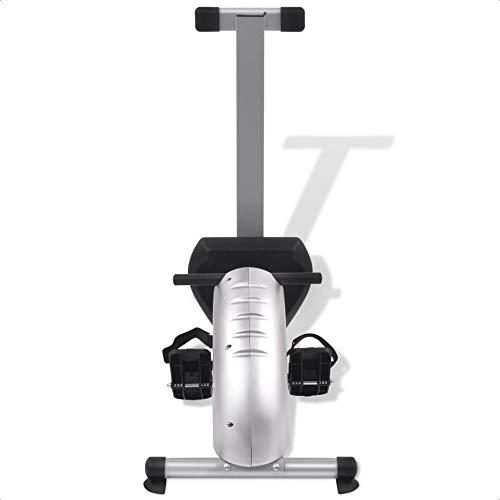 Rudergerät 4,5 kg Schwungrad Magnetischer Widerstand 8 Stufen