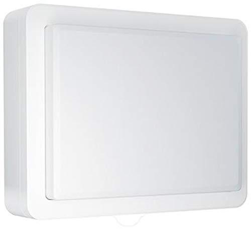 ESYLUX LED-Hausnummernleuchte ALVA WL OP700 830 WH 3000K weiß ALVA;ALVA BL Decken-/Wandleuchte 4015120840012