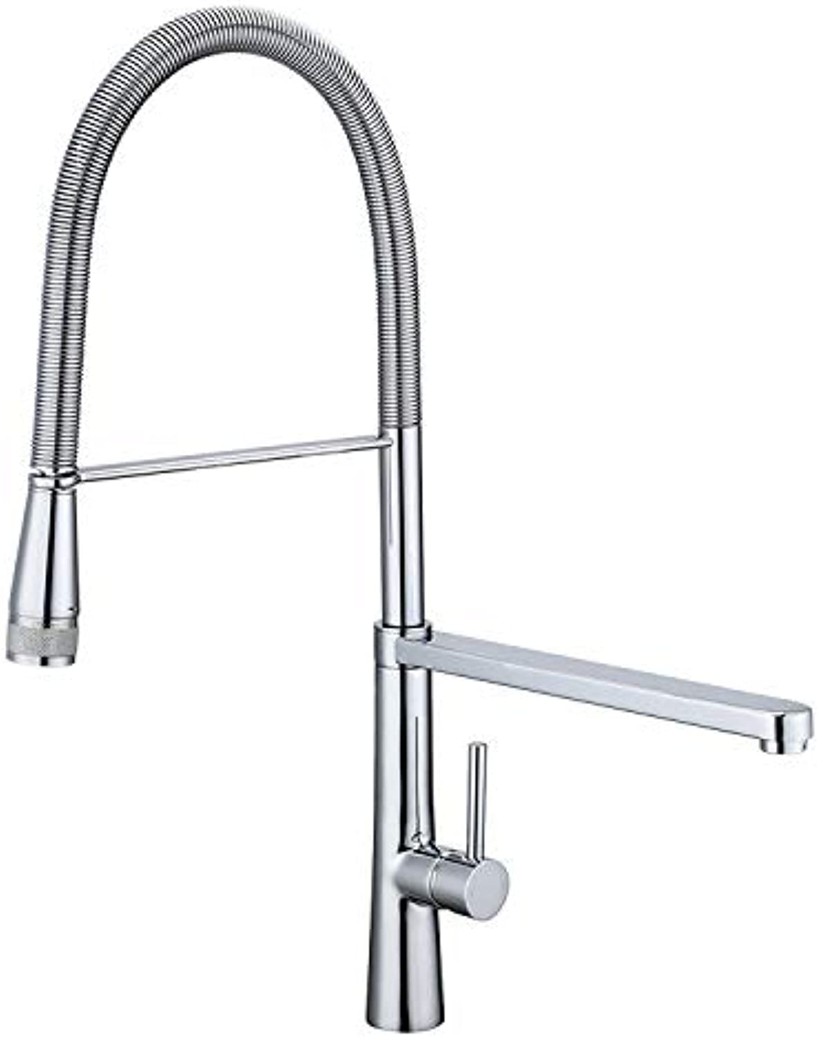 redOOY Taps Faucet Kitchen Hair Spring Multifunctional Kitchen Faucet