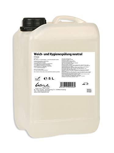 Weich- Hygienespülung neutral 5l - Ulrich natürlich