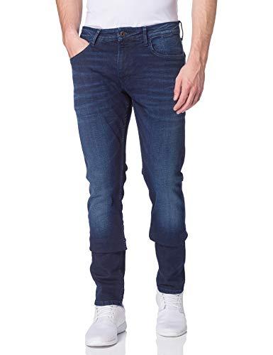 Pepe Jeans Herren Stanley 5PKT Jeans, 000denim, 34
