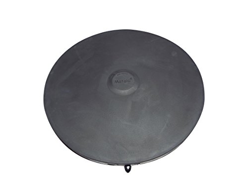 """Matala 12"""" Round Rubber Air Diffuser-Pond/Lake Aerator Supplies-Replacement disc"""
