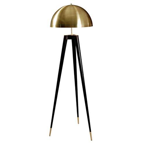 zxb-shop Lampada For la Lectura Lámpara de pie - de pie Iluminación for el hogar lámpara trípode Lámpara de pie Lámpara de pie de Metal Pintado Living Room Hotel lámpara