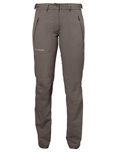 VAUDE Damen Hose Farley Stretch Pants II, Coconut, 40, 045765090400