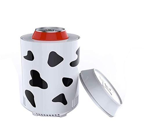 Laag energieverbruik, zomer, cool USB, mini-koelkast/melkreservoir, koelen (kamertemperatuur ca. 15 graden), koude drank, draagbaar, houdt levensmiddelen.
