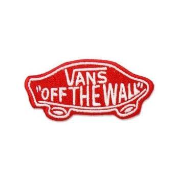 PATCHMANIA Vans Off The Wall Logo 7,6 CM Parche, Parches ...