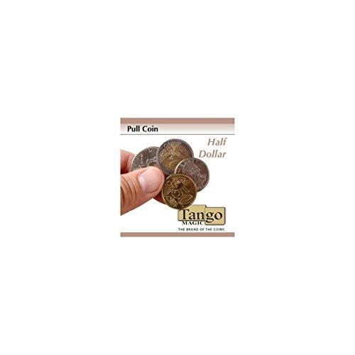 Pull coin ½ Dollar