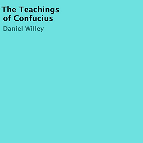 The Teachings of Confucius cover art