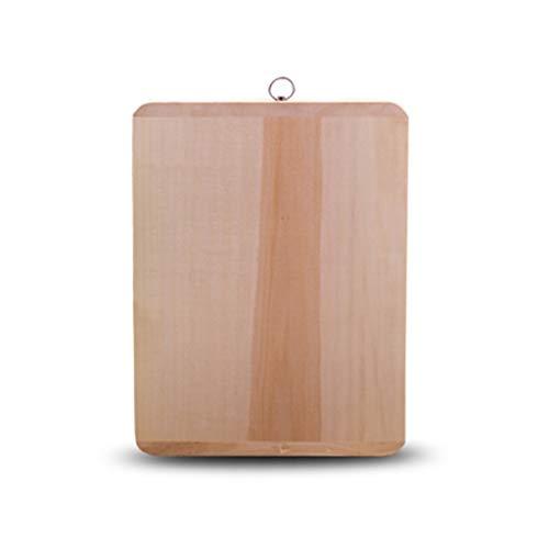 Planche à découper Planches à découper naturel for la cuisine-Antiderapant design avec trou suspendu en bambou Conseil Hacher for la viande, les légumes, fruits et fromage Planche à découper de cuisin
