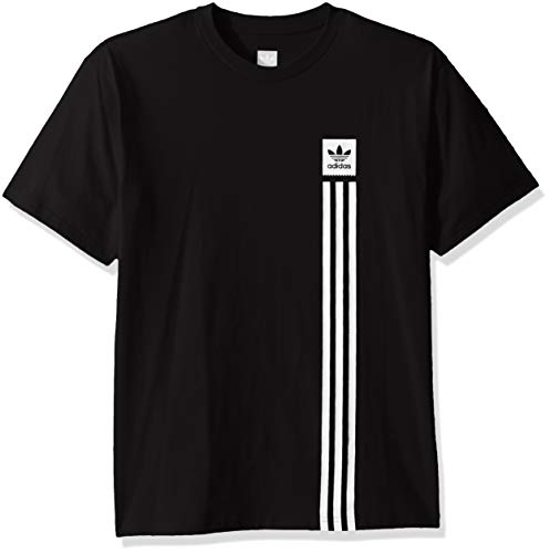 adidas Originals Men's Skate Blackbird Pillar Tee