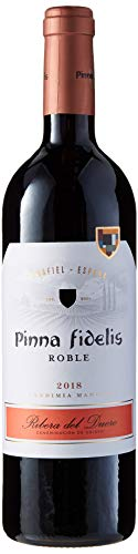 Vino Pinna Fidelis Roble 2017-2018, 75cl