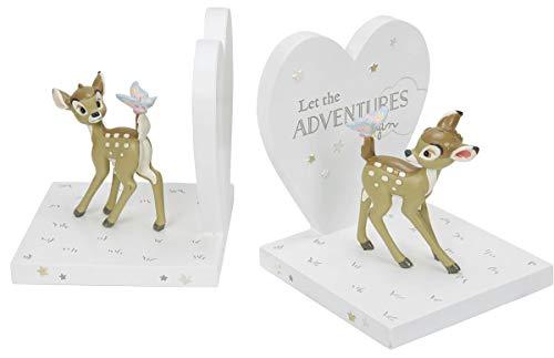 Widdop Disney Baby Magische Anfänge Bambi Molded Bookends