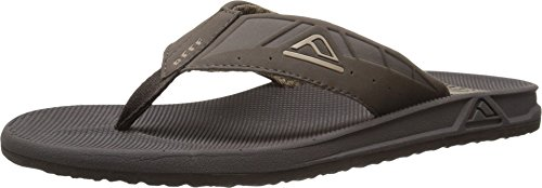 Reef Men's Phantoms Sandals, Brown, 9