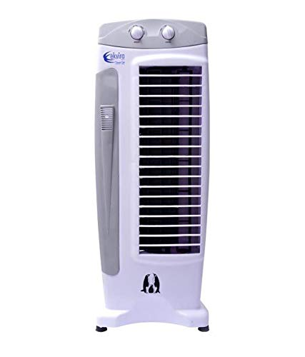 Wemake ABS Body Bladless Ultra High Speed 3 Level High Speed Air Tower Fan Multi-Color (Without Water)